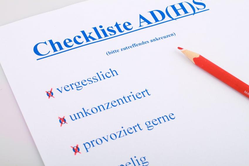 ADHS-Syndrom, Problem Leitungswasser, ADHS-Forschung