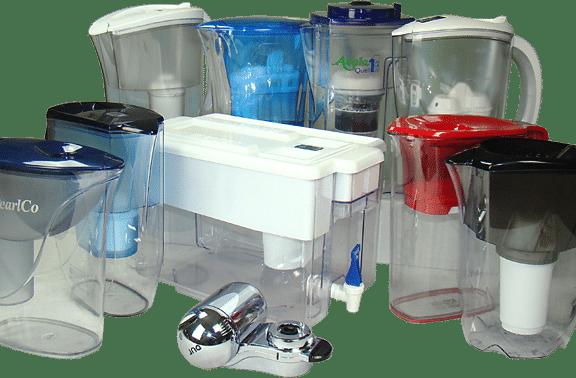 Tischwasserfilter im Test