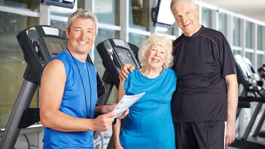 Blutdruck natürlich senken - Sport treiben und Fit bleiben