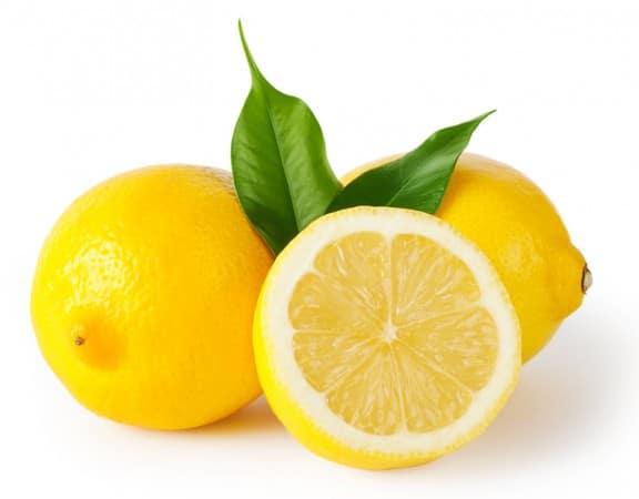 pH-Wert, gesundes Wasser, Zitrone