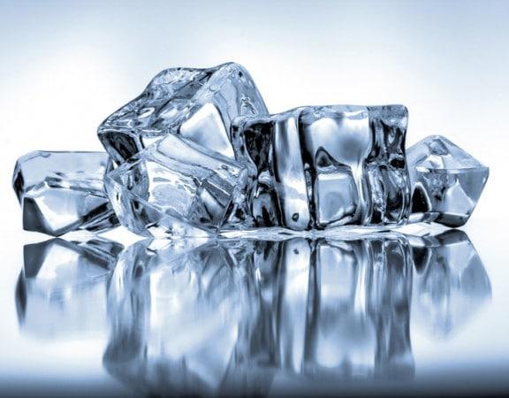 Wassercluster - Wasserstruktur