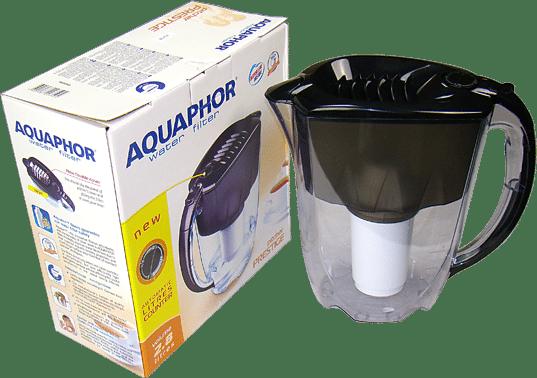 auftisch wasserfilter test
