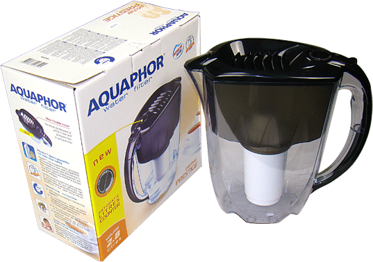 Wasserfilter test - Aquaphor