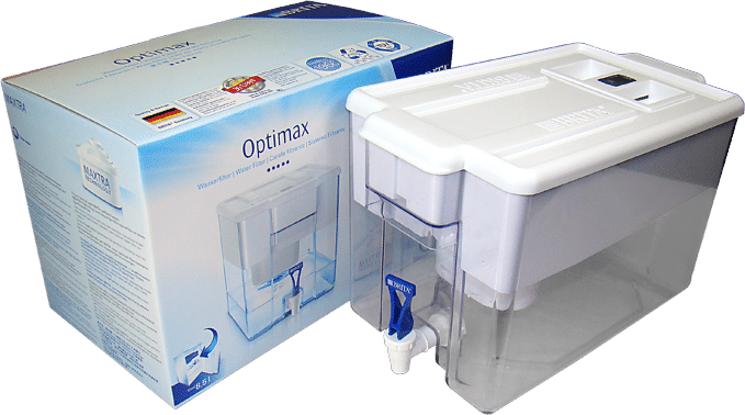 brita wasserfilter xxl optimax cool 8 5 testbericht wasser macht gesund. Black Bedroom Furniture Sets. Home Design Ideas