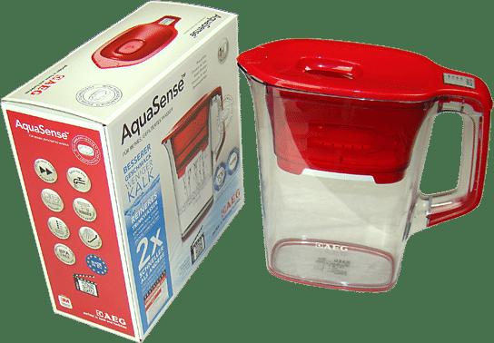 AEG Aquasense Tischwasserfilter