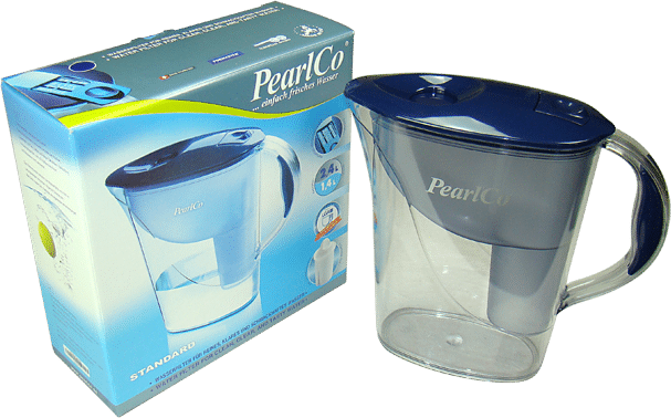 Wasserfilter Pearl Co