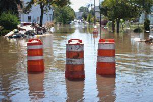 vergiftetes Wasser - Naturkatastrophe